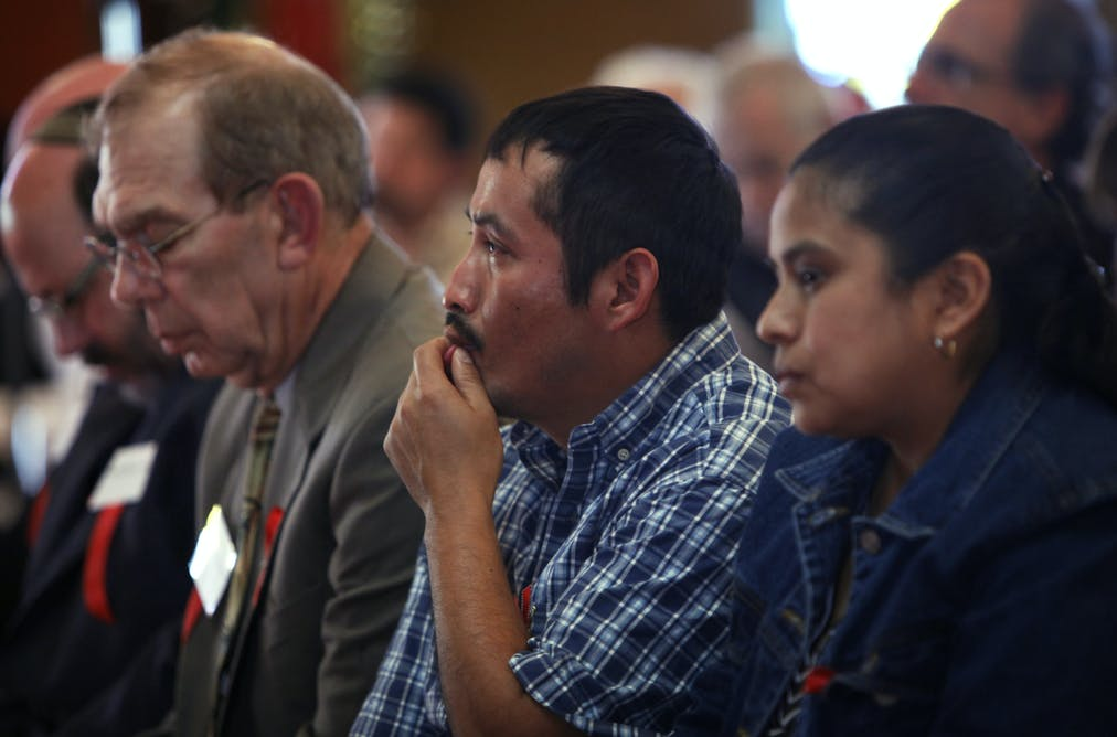 Immigrants deported under Obama share stories of terror and rights