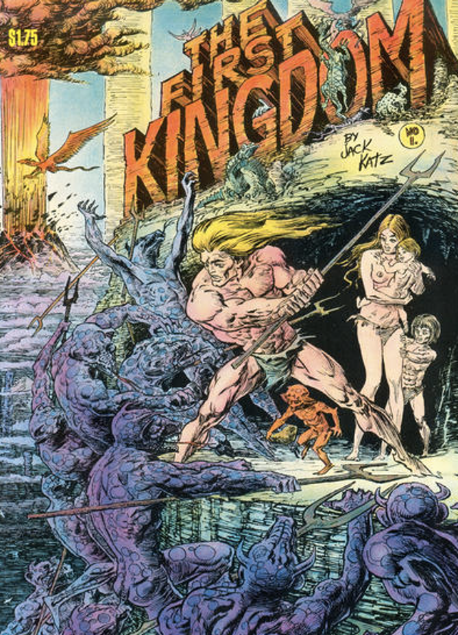 The First Kingdom, published in 1974.