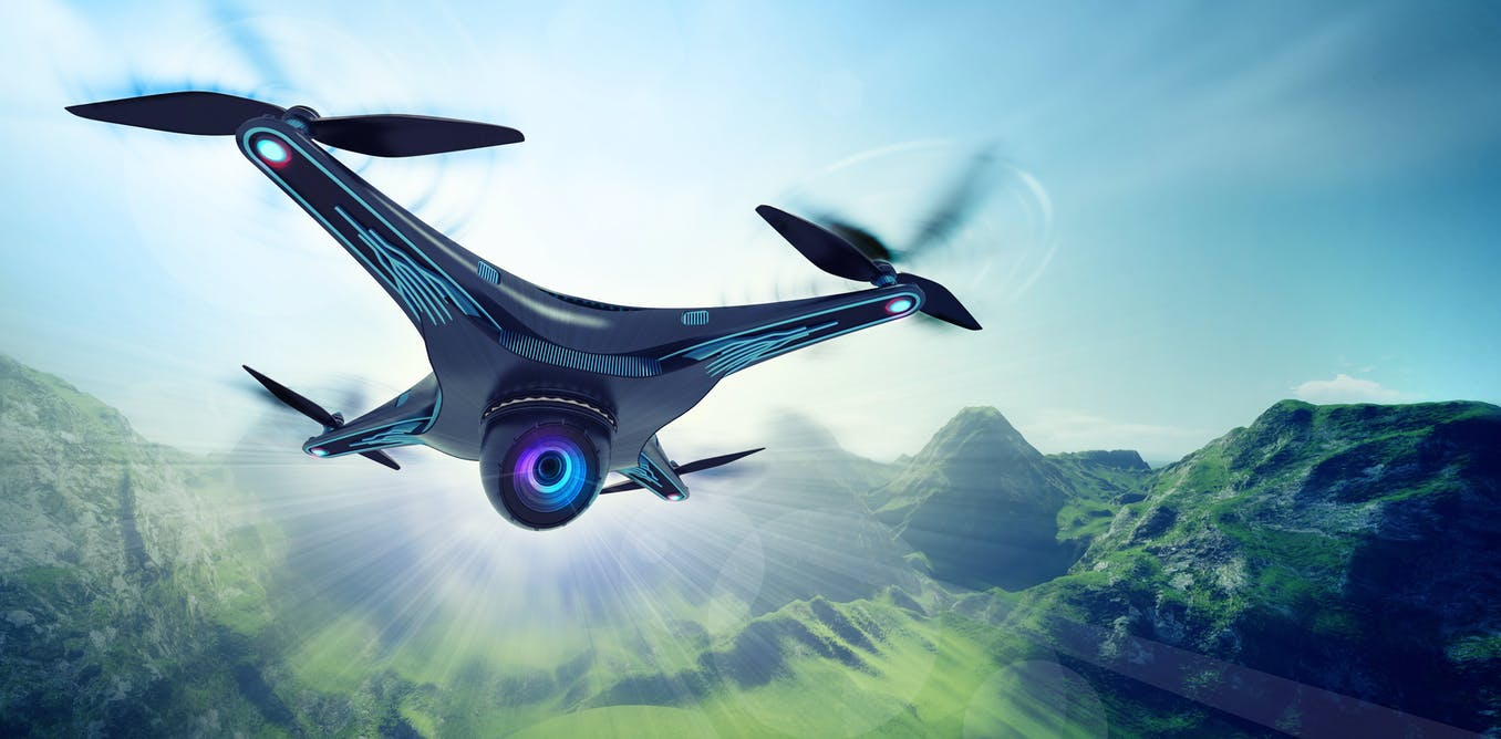 What Drones May Come The Future Of Unmanned Flight Approaches