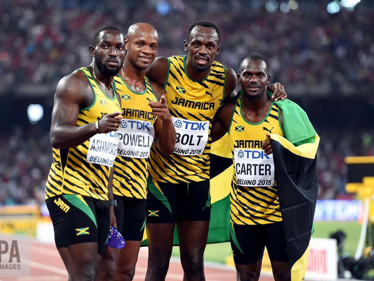 Usain Bolt Has Lost An Olympic Gold Medal Thanks To A Team Mate On Methylhexanamine Here S What It Is