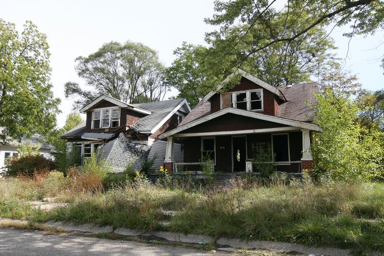 Is Detroit Really Experiencing a Full Recovery? - CityLab