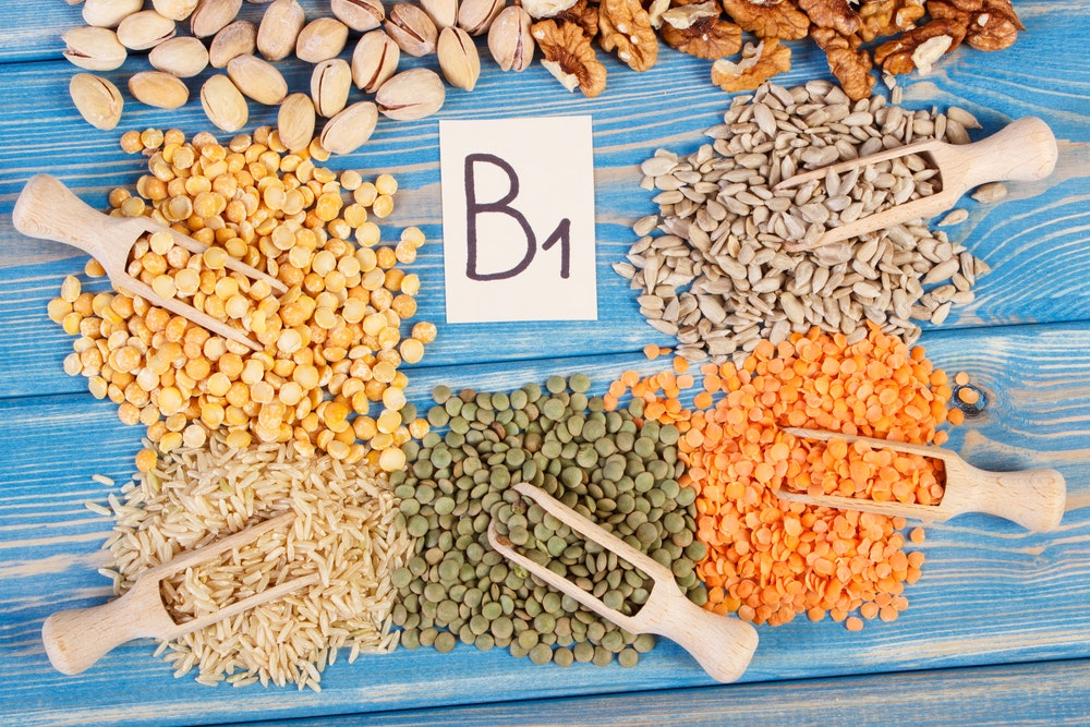 Are you getting enough vitamin B1 to help fend off Alzheimer's?