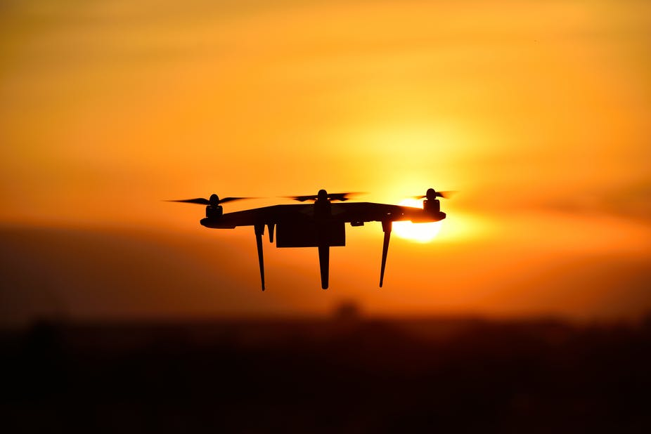 how the drone went from the latest must have tech toy to a billion
