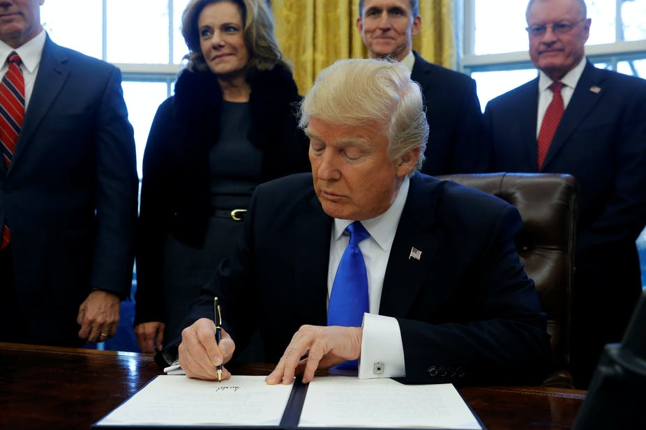 Explainer What Are Executive Orders And What Force Do They Have In