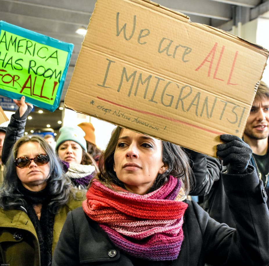 How Trump\'s travel ban differs from Obama\'s visa restrictions