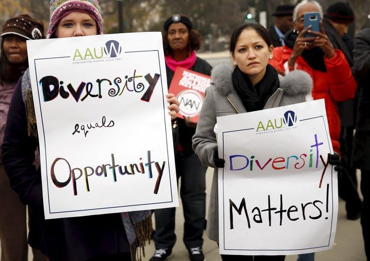 The justifications for affirmative action
