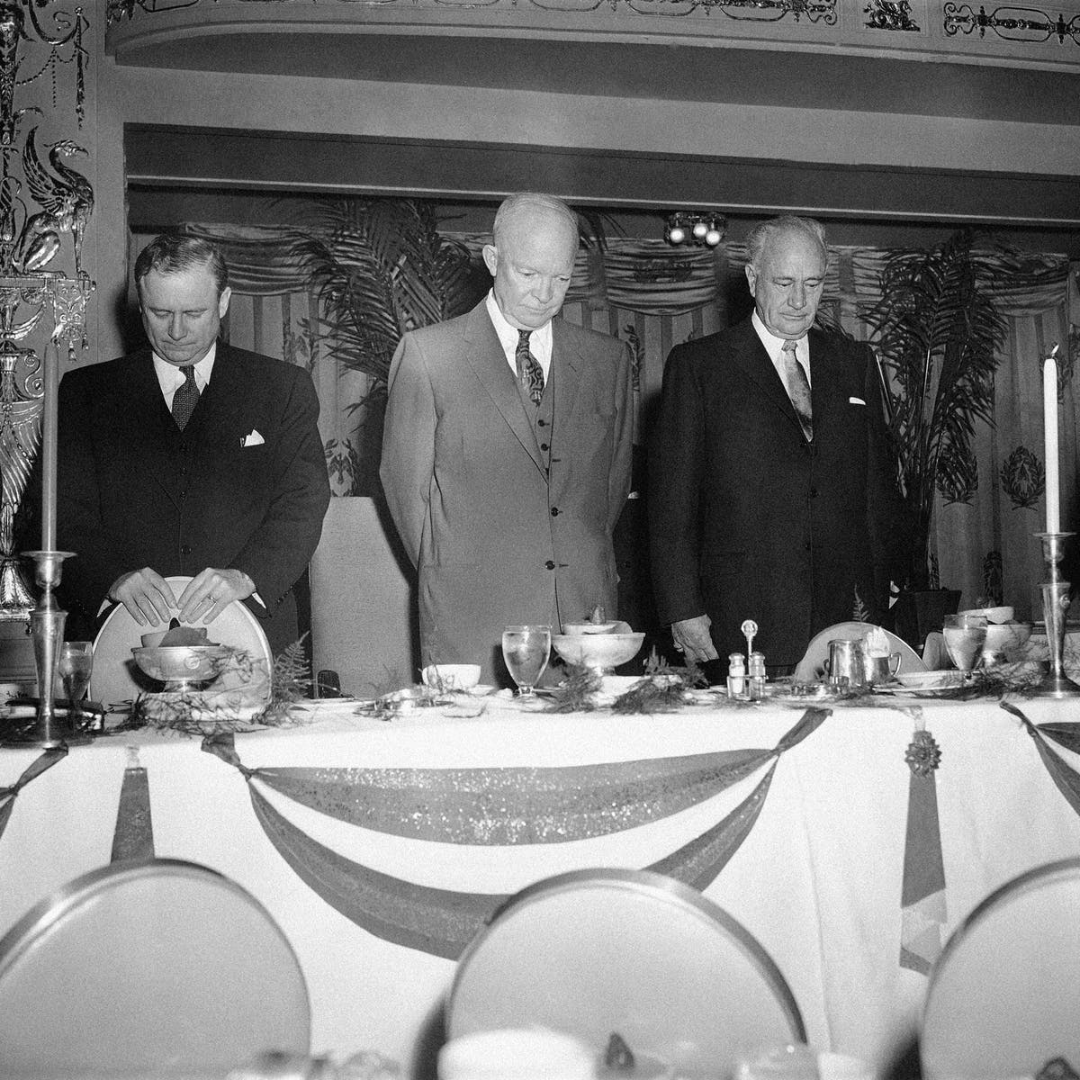 National Prayer Breakfast: What does its history reveal?