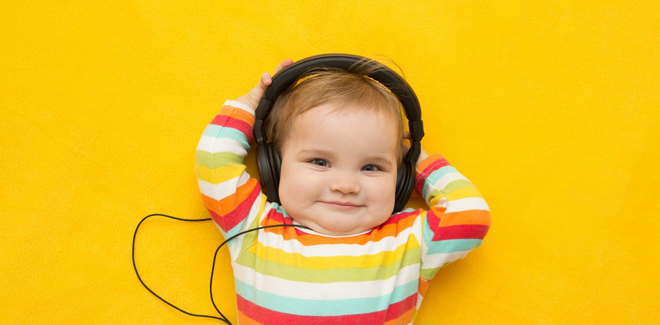 happy babies song makes