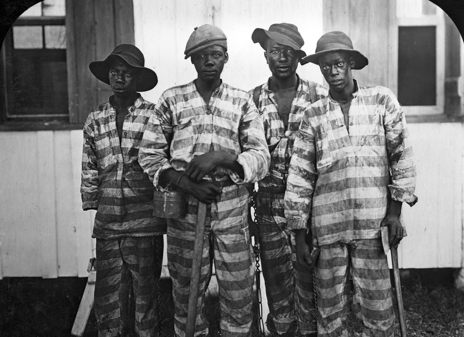 Black Students In Us Get Criminalized >> Exploiting Black Labor After The Abolition Of Slavery