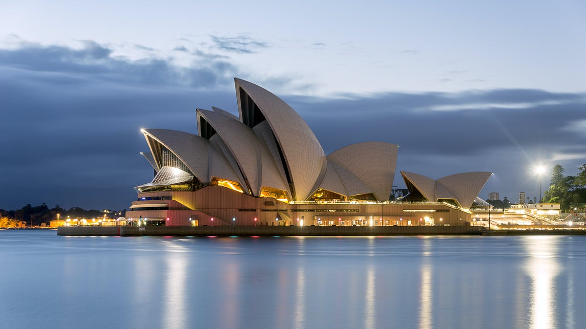Why the Sydney Opera House is a little overcooked