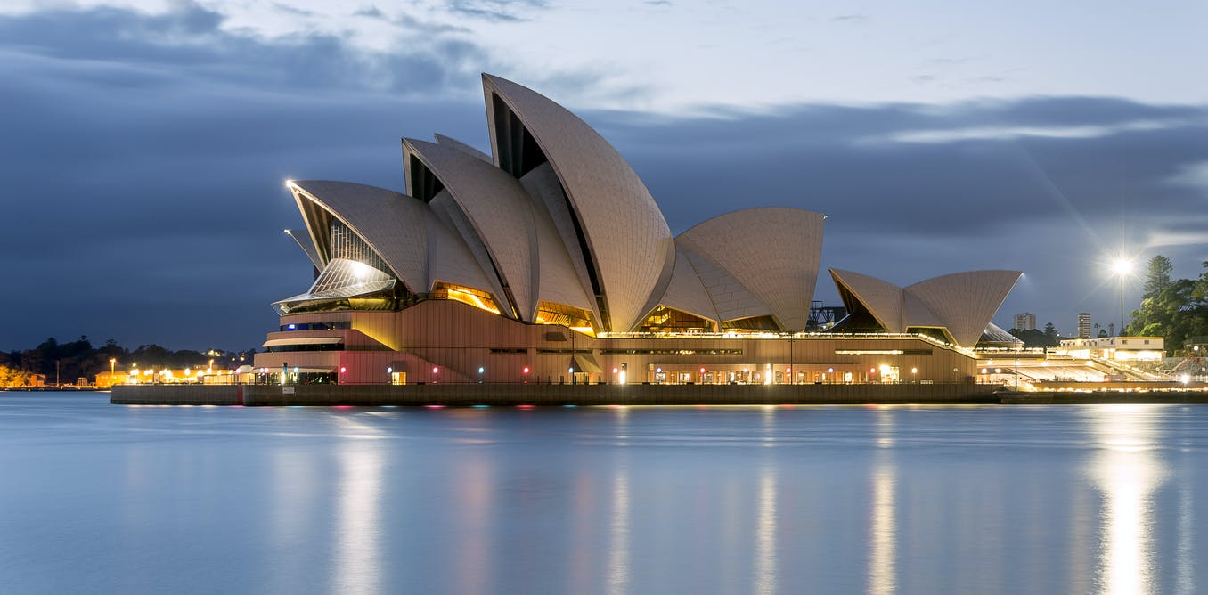 Why the sydney opera house is a little overcooked for Sydney opera housse