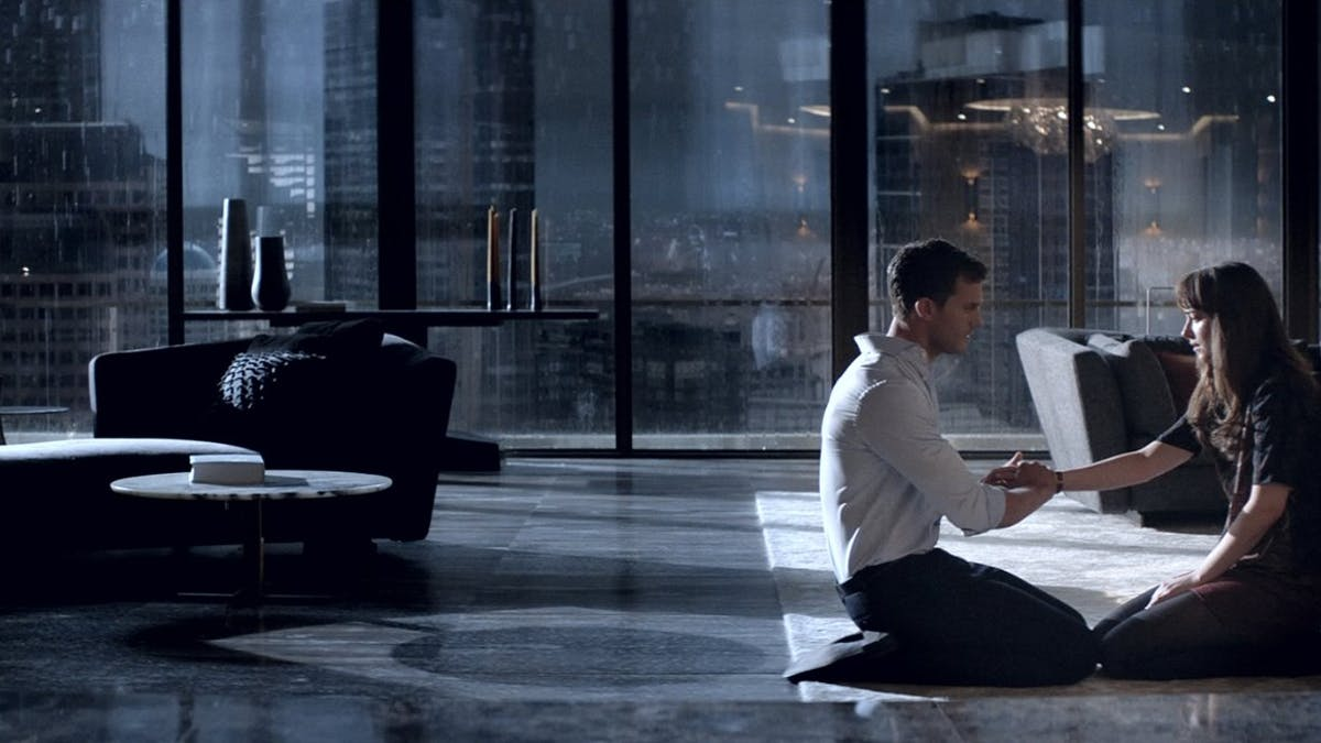 Was christian grey sexually abused