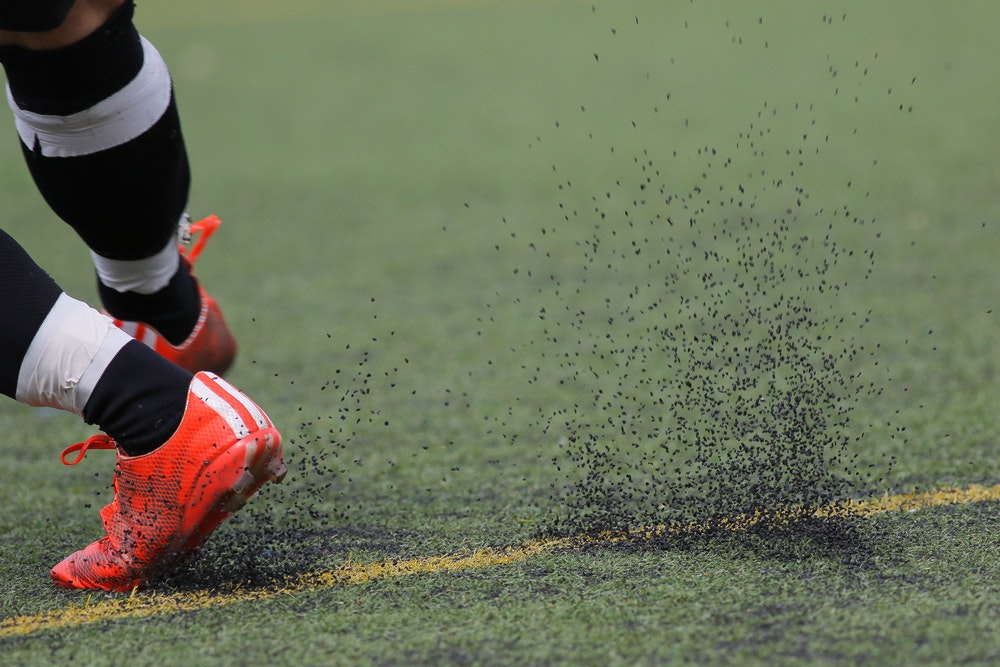 Why artificial turf may truly be bad for kids
