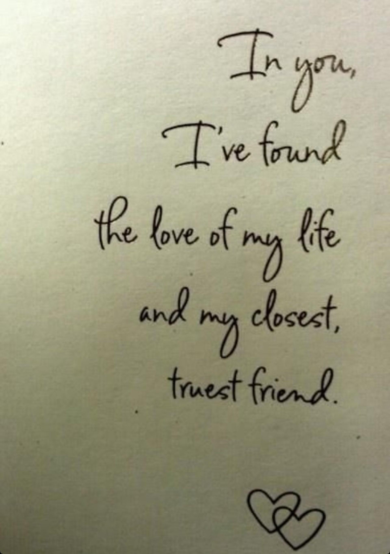 Secretly dating your best friend