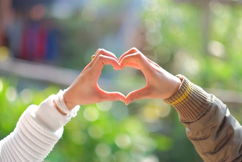 how to change friendship into love
