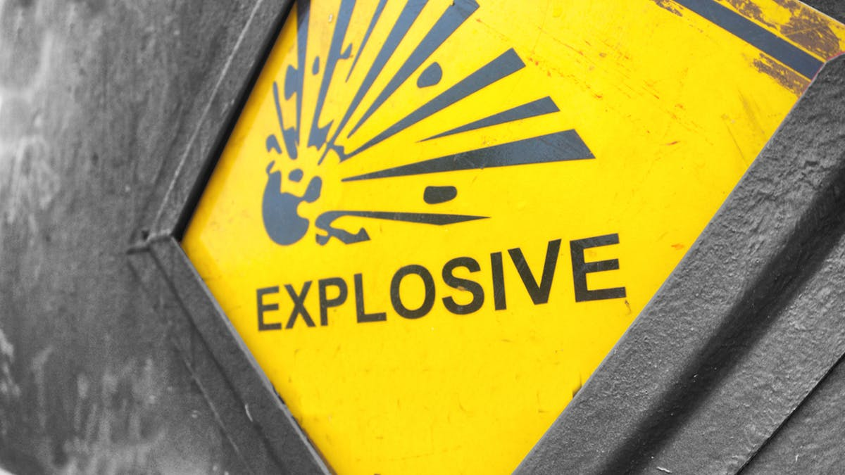 Five of the most explosive non-nuclear chemicals ever made