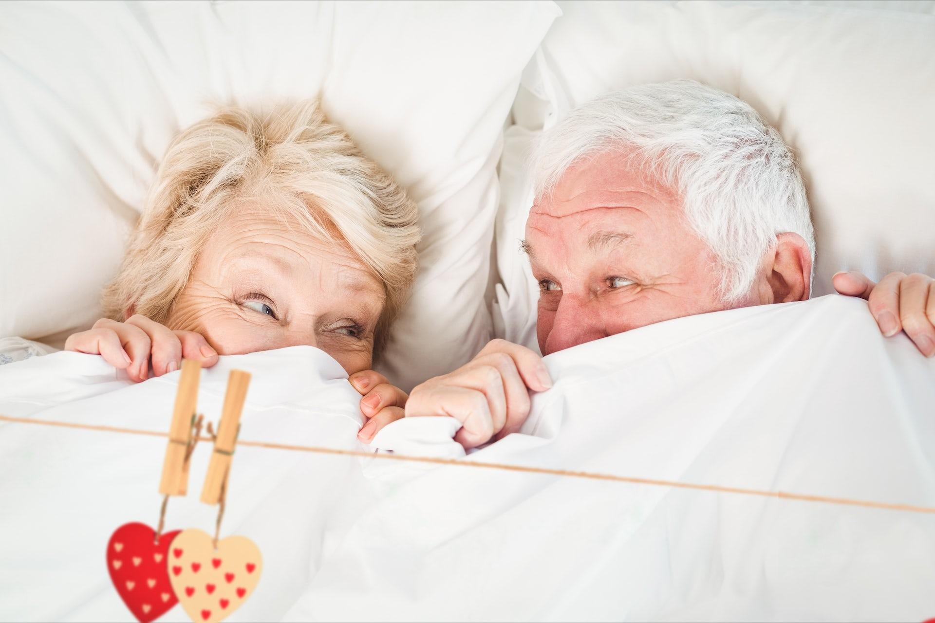 Sexually active seniors