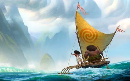 How far they'll go: Moana shows the power of Polynesian celestial