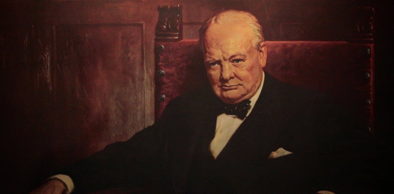 Newly discovered Churchill essay on aliens is a timely reminder of the dangers facing life on Earth