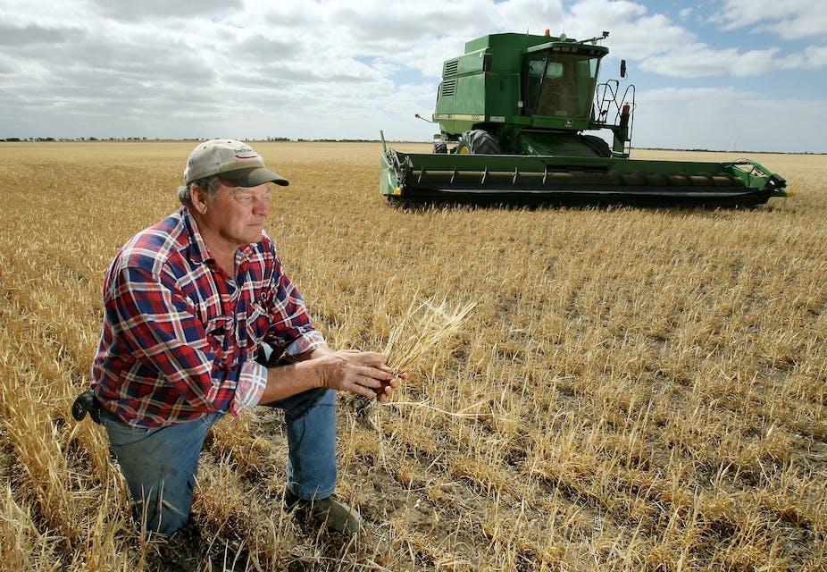 farming in australia