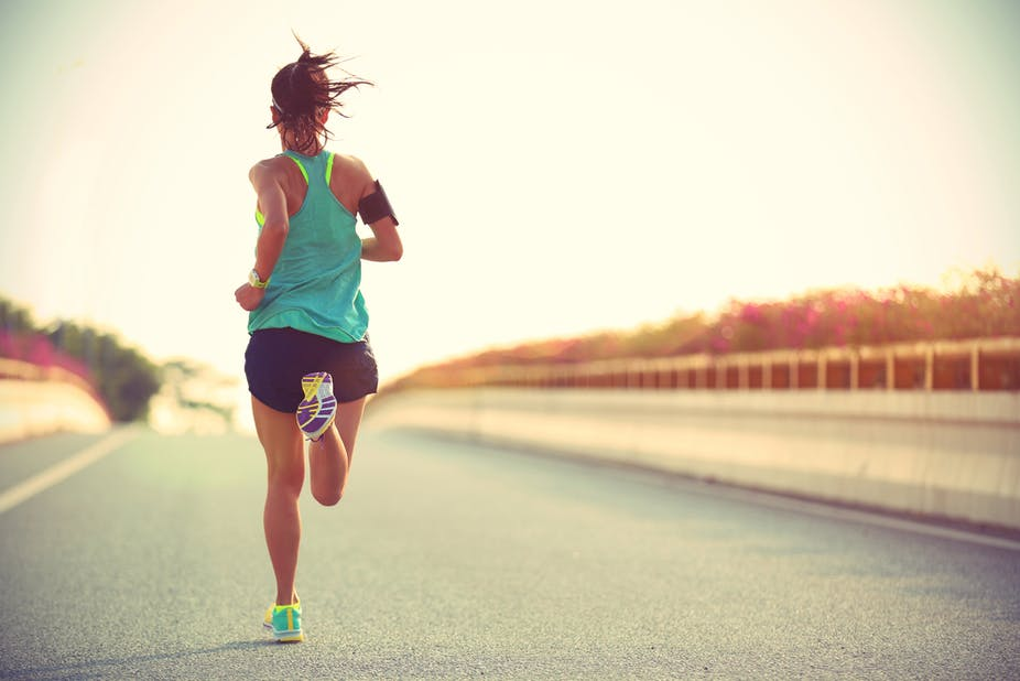 New study reveals how high-mileage running makes muscles and ...