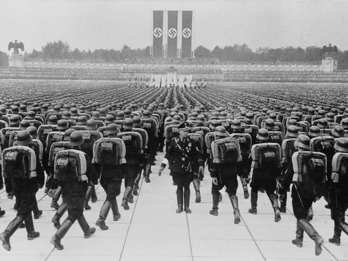 Authoritarian Figure
