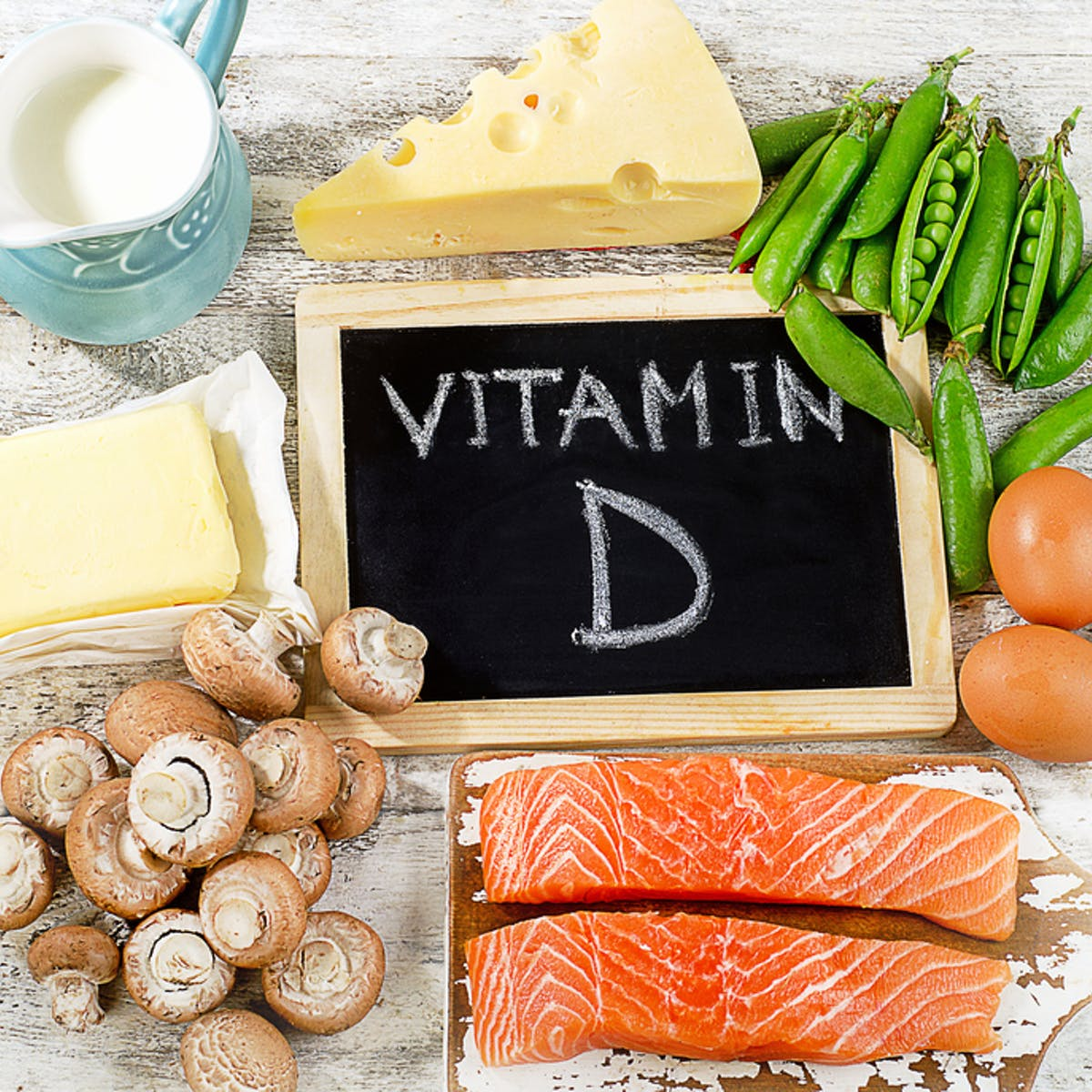 How vitamin D can improve muscle strength