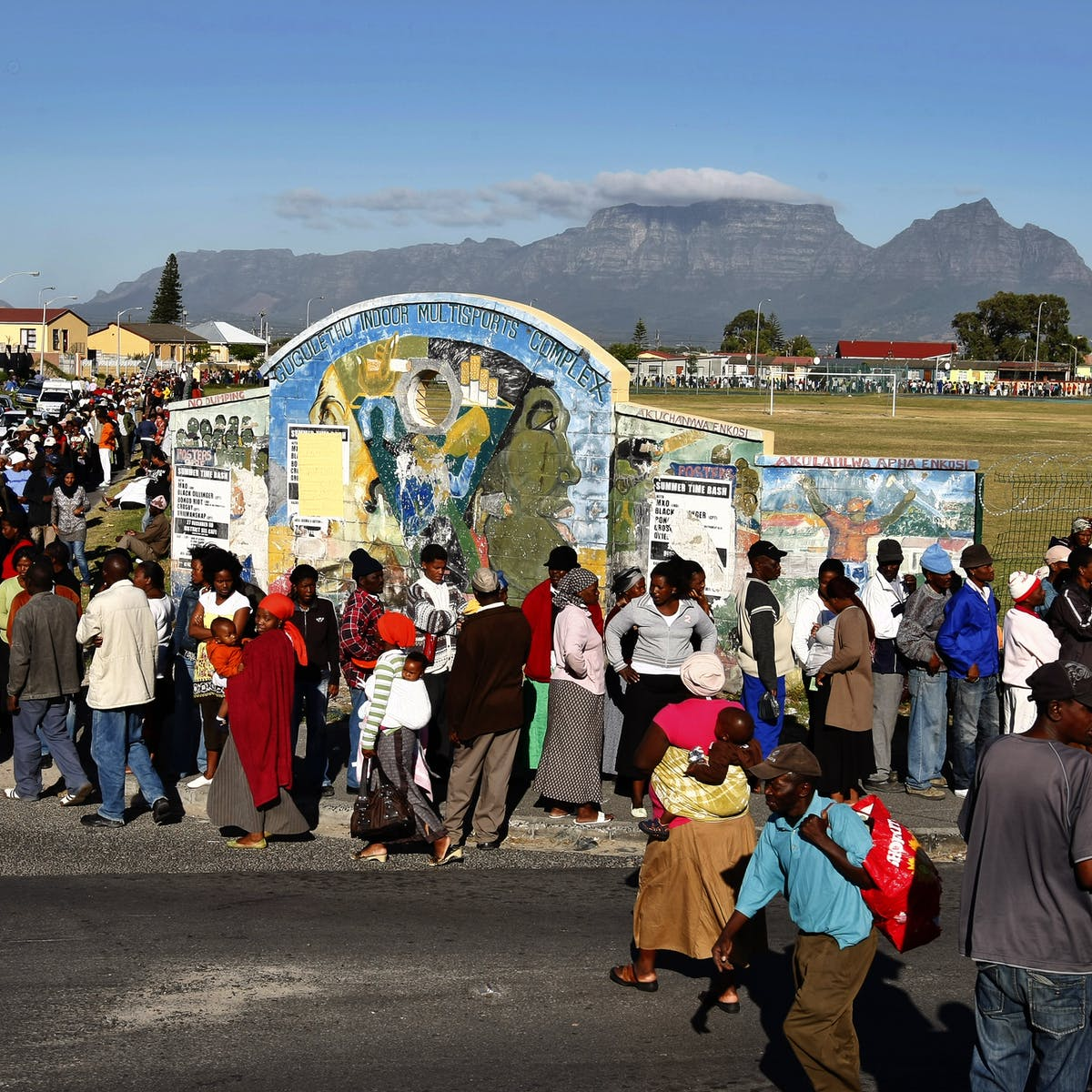 Why social grants matter in South Africa: they support 33% of the nation