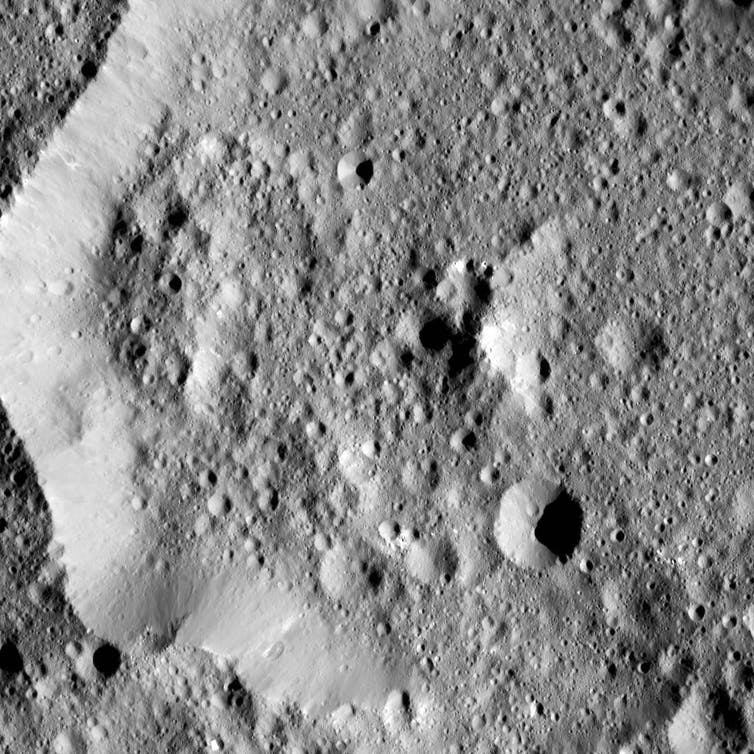 Ceres hosts organic compounds, and they formed on the asteroid, not beyond