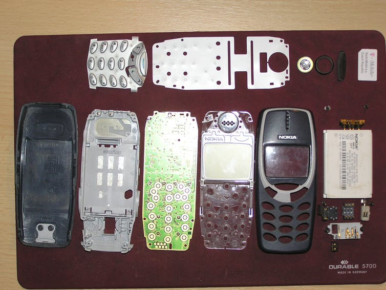 Easy to repair and customise.  screw badluck/Flickr, CC BY-SA