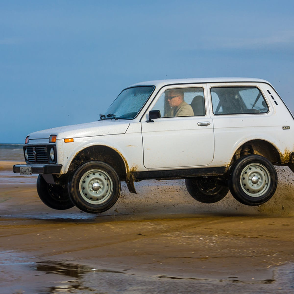 How A Rugged Soviet Relic Became One Of The Car Industry S Most Iconic Survivors