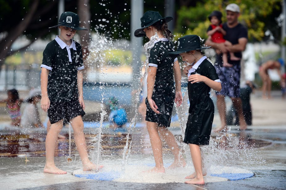 Too Hot To Learn Why Australian Schools Need A National Policy On