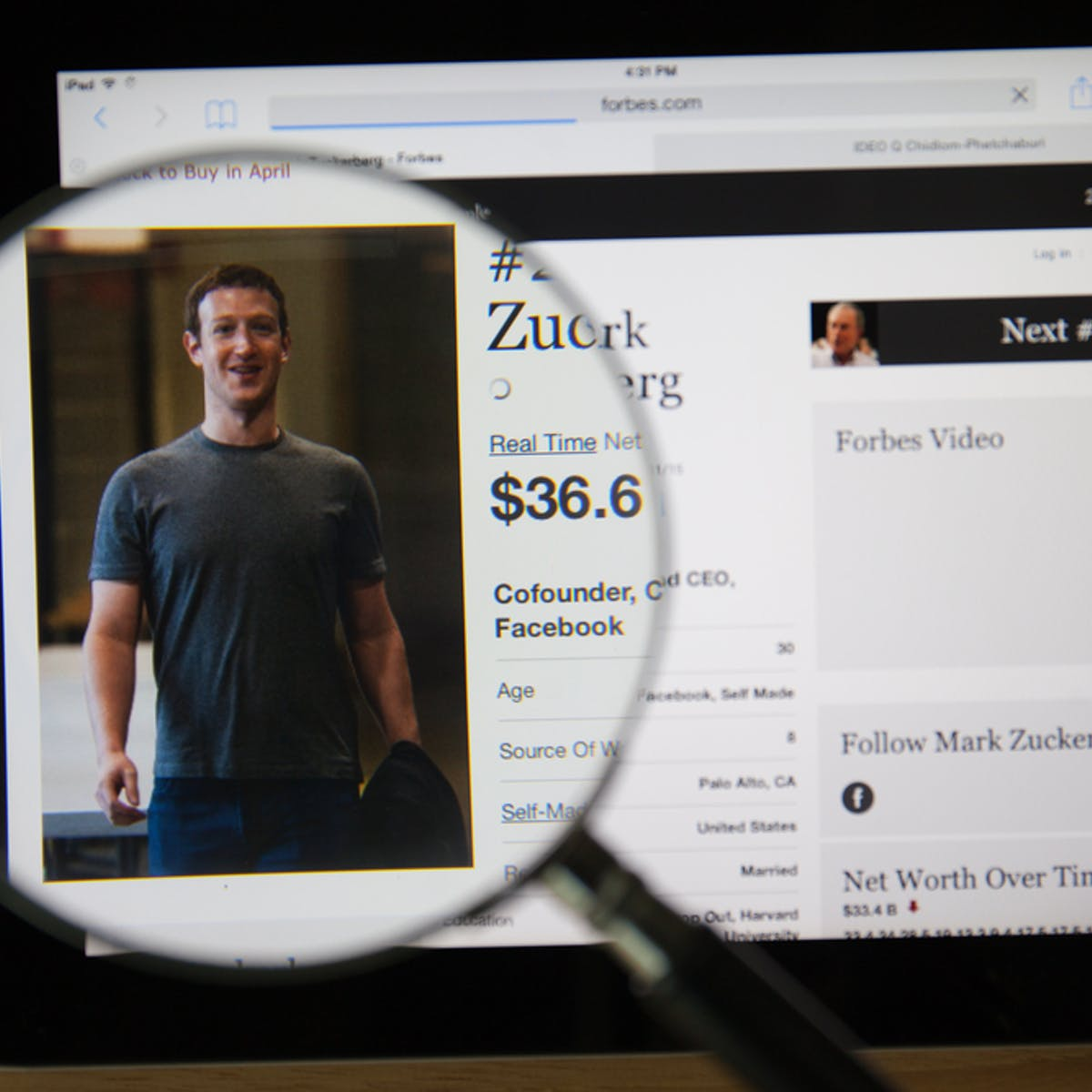 If Facebook ruled the world: Mark Zuckerberg's vision of a
