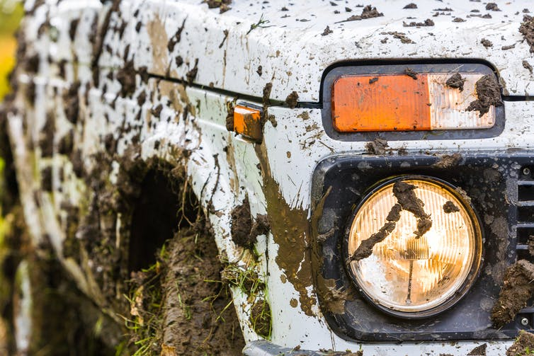 How a rugged Soviet relic became one of the car industry's