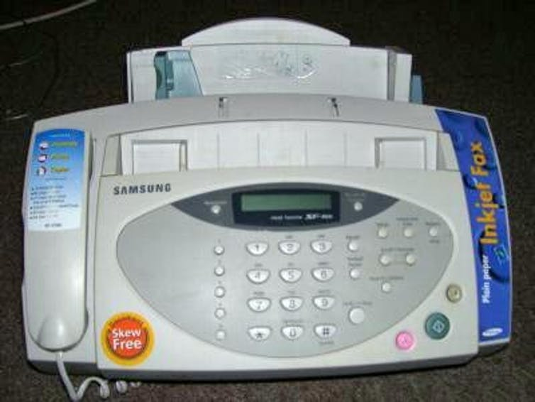 fee fax