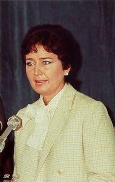 Anne M Gorsuch
