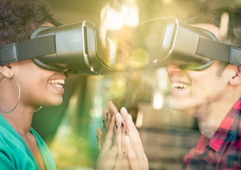 0aba4fd62514 Falling in love in virtual reality could be a deeper experience than real  life