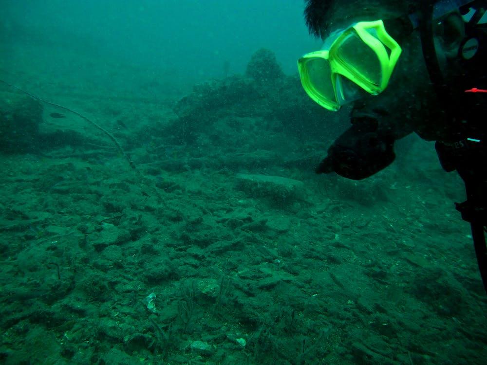 Ghost ships: why are World War II naval wrecks vanishing in