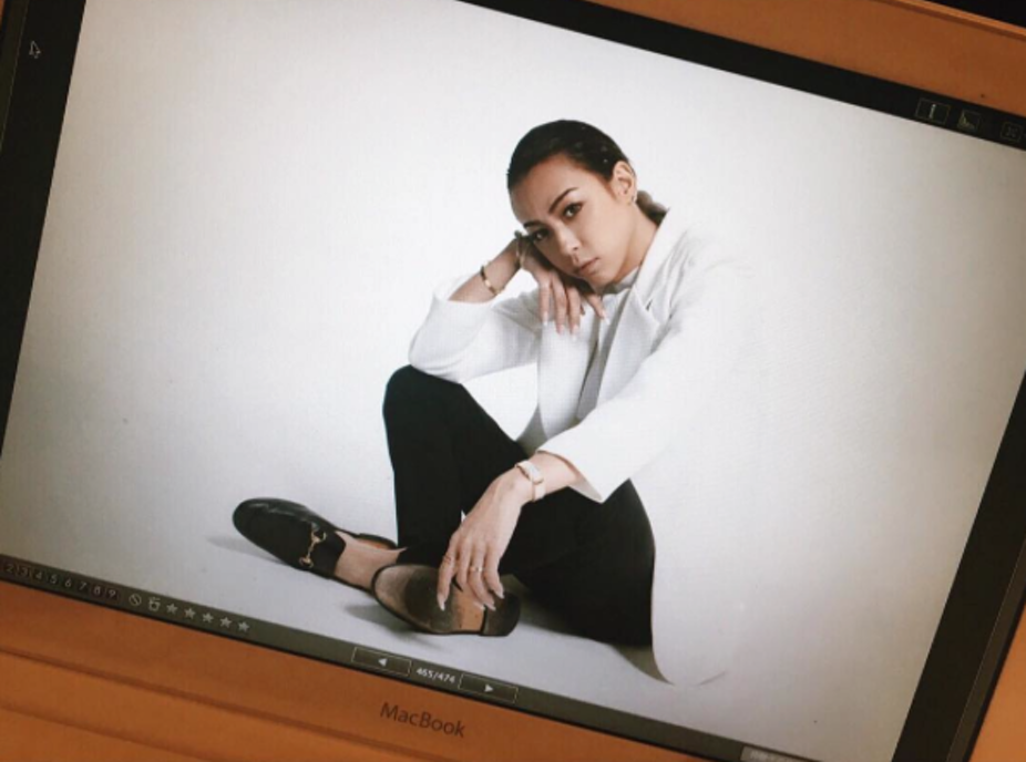 Genking, a male-born Japanese TV personality and 'genderless' pioneer.  _genking_/Instagram