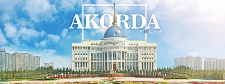 The official Facebook account the Kazakhstan presidential office.  Akorda/Facebook