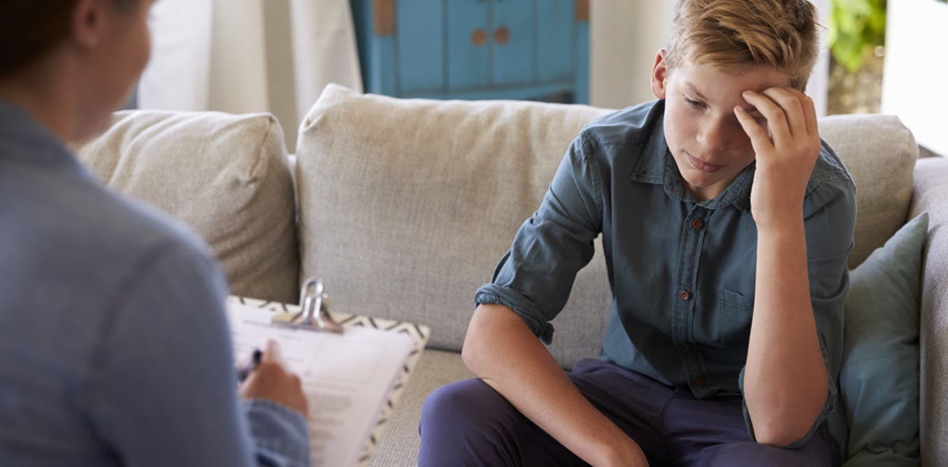 new ways to treat depression in teenagers