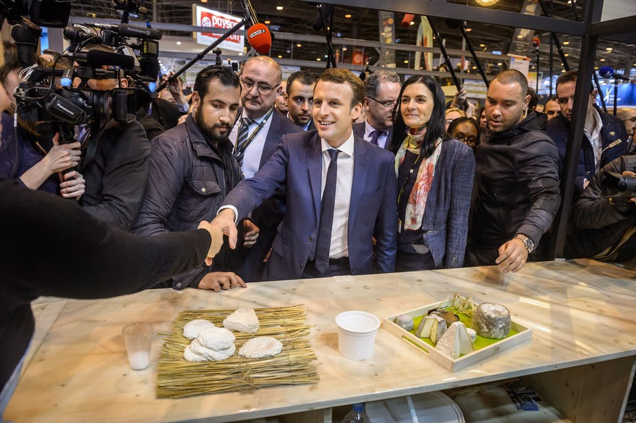 Emmanuel Macron Faces A Really Big Problem If He Becomes French President