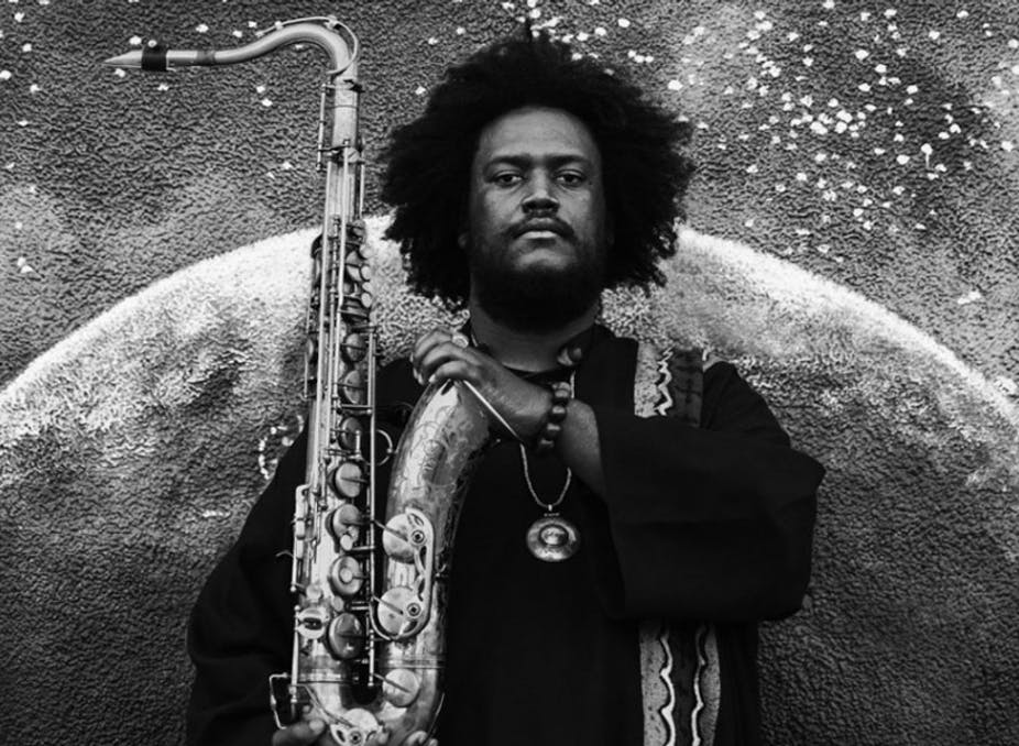 Afrofuturistic, cosmic jazz comes to the Motherland