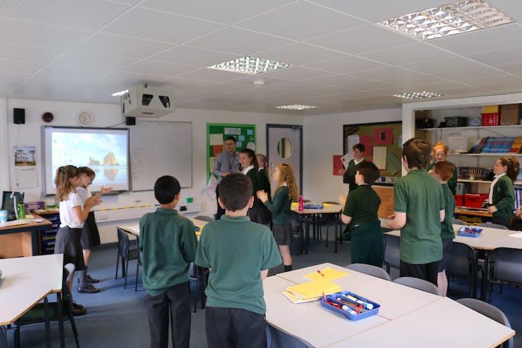 Loughborough learn apple