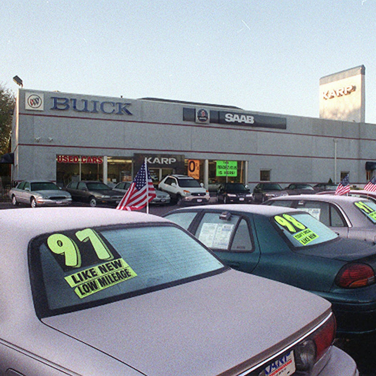 Used Car Lot >> Why Wall Street Is Like A Used Car Lot