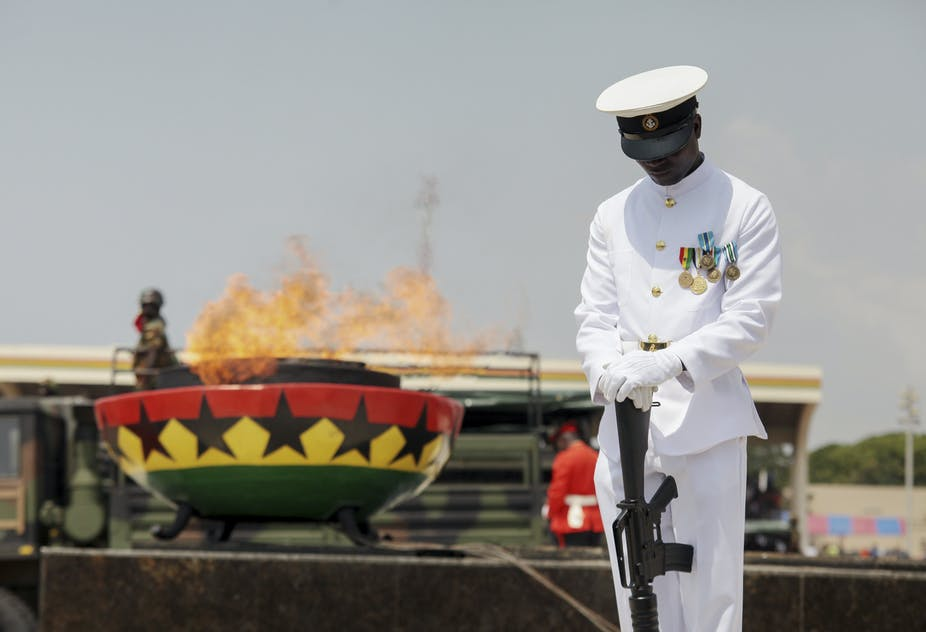 Ghana is 60: An African success story with tough challenges