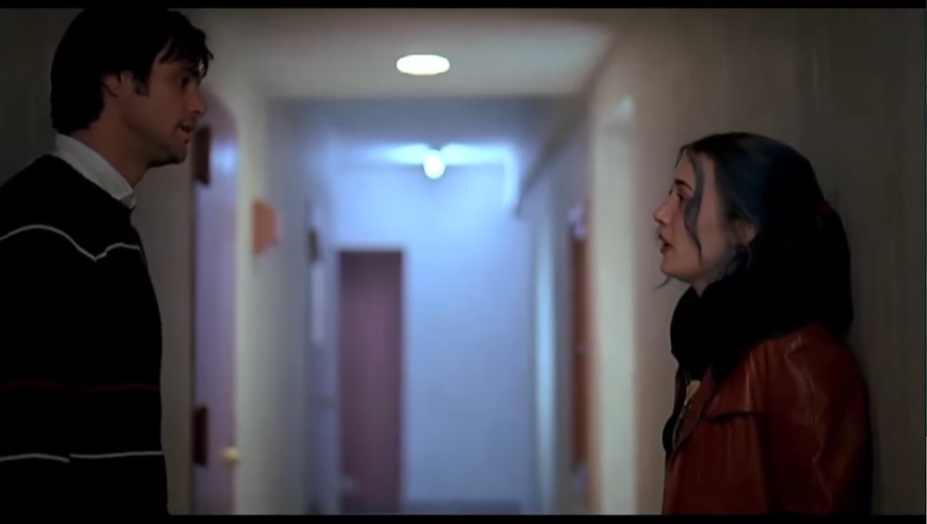 film analysis of eternal sunshine of Originally answered: what does eternal sunshine of the spotless mind really mean or imply the point of the film is to create spotless minds by removing the.