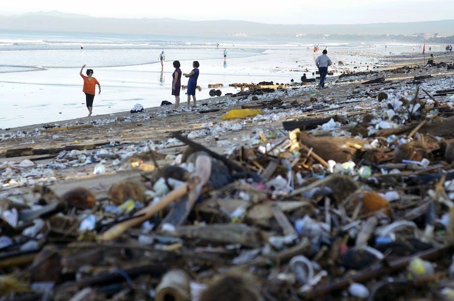 North Sentinel Island Landfill