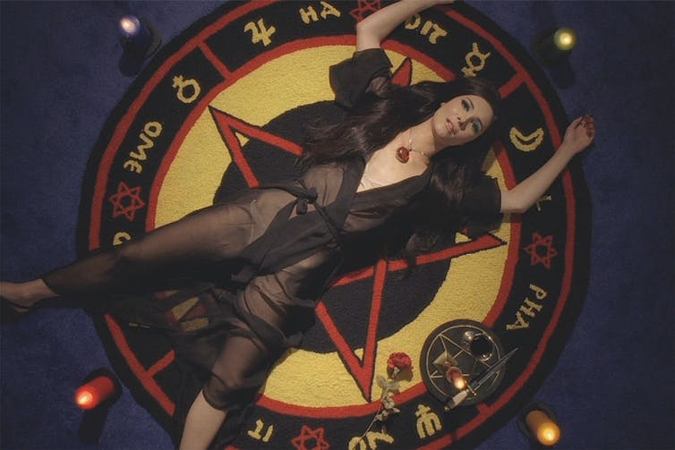 The Love Witch: a film about the perversities of desire that