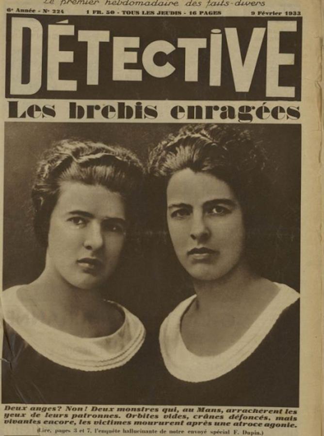 """Résultat de recherche d'images pour """"revue le détective"""""""